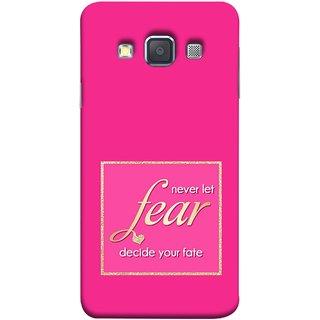 FUSON Designer Back Case Cover for Samsung Galaxy A7 (2015) :: Samsung Galaxy A7 Duos (2015) :: Samsung Galaxy A7 A700F A700Fd A700K/A700S/A700L A7000 A7009 A700H A700Yd (Aaron Bruno Love Quotes And Inspiration Motivational)