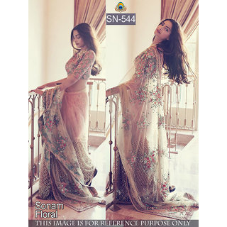 c84e61ffd8484 Buy Sonam Floral online at best prices from shopclues.com. Shop  Sarees