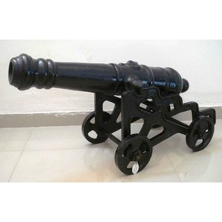 Large Marine Cannon with Stand  Best Collection  Heavy - Rare