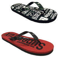 Men Slipper And Flip Flops (Pack Of  2pcs.)