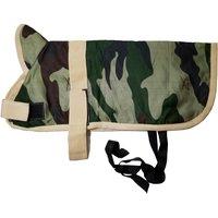 Petshop7 Army Dog Coat / Dog Jacket Coat / Winter Pet D - 132784605