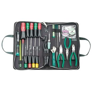 Proskit 1PK-813B Basic Electronic Tool Kit (220V) . brand new and unused