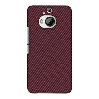 HTC One M9 PLUS Designer Case Tawny Port Texture for HTC One M9 PLUS