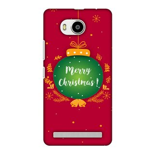 Lenovo A7700 Designer Case Christmas for Lenovo A7700