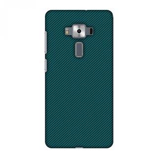 Asus Zenfone 3 Deluxe ZS570KL Designer Case Shaded Spruce Texture for Asus Zenfone 3 Deluxe ZS570KL