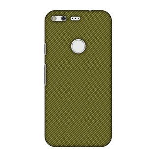 Google Pixel Designer Case Golden Lime Texture for Google Pixel