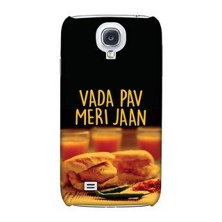 Samsung GALAXY S4 GT-I9500 Designer Case Vada Pav Meri Jaan! for Samsung GALAXY S4 GT-I9500