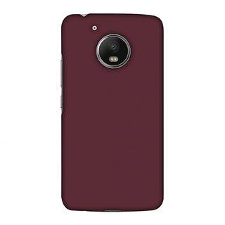 Motorola Moto G5 Designer Case Tawny Port for Motorola Moto G5
