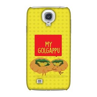 Samsung GALAXY S4 GT-I9500 Designer Case My Golgappu for Samsung GALAXY S4 GT-I9500