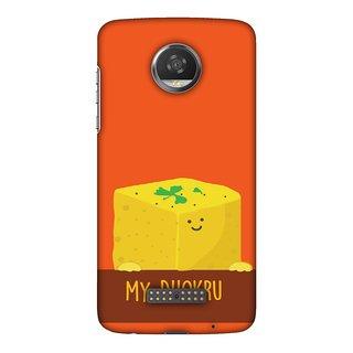 Motorola Moto Z2 Play Designer Case My Dhokru for Motorola Moto Z2 Play