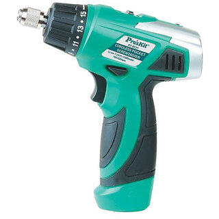 Cordless Pocket Screwdriver 7.2V (230V AC 50Hz)
