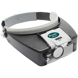 Proskit MA-016 Headband Magnifier . brand new and unused