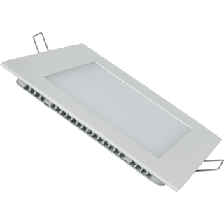 SNAP LIGHT LED Panel Light 22W Ceiling Light (White) (Square)- Pack of 1