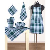 Shoping Edge Kitchen Linen (set Of 6) Pcs Ka37