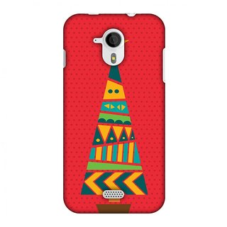 Micromax Canvas HD A116 Christmas Designer Case Christmas Cheer 2 for Micromax Canvas HD A116
