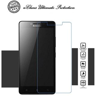 nClans-Lenovo A6000 Premium Tempered Glass
