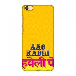 Vivo X7 Designer Case Aao Kabhi for Vivo X7