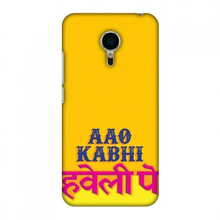 Meizu mx5 Designer Case Aao Kabhi for Meizu mx5
