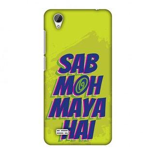 Vivo Y31 Designer Case Sab Moh Maya Hai for Vivo Y31