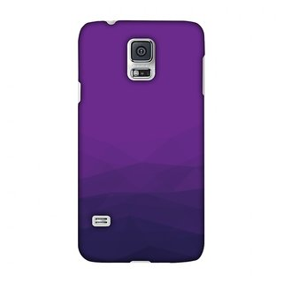 Samsung GALAXY S5 SM-G900 Designer Case Polygon Fun 4 for Samsung GALAXY S5 SM-G900