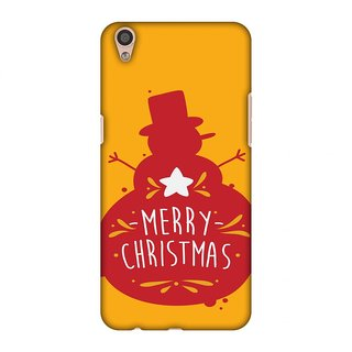 Oppo F1 Plus Christmas Designer Case Very Merry Christmas for Oppo F1 Plus