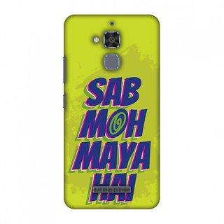 Asus ZenFone 3 Max ZC520TL Designer Case Sab Moh Maya Hai for Asus ZenFone 3 Max ZC520TL