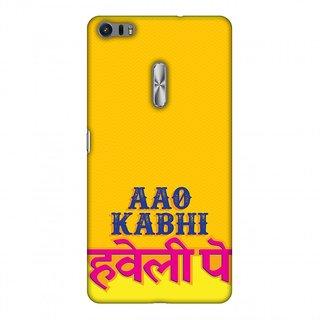 Asus ZenFone 3 Ultra ZU680KL Designer Case Aao Kabhi for Asus ZenFone 3 Ultra ZU680KL