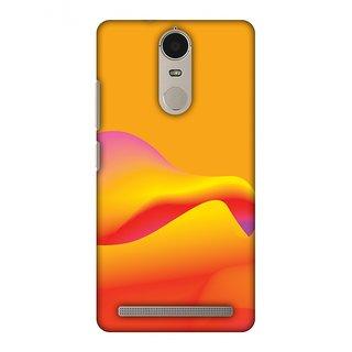 Lenovo K5 Note,Lenovo Vibe K5 Note Designer Case Pink Gradient for Lenovo K5 Note,Lenovo Vibe K5 Note