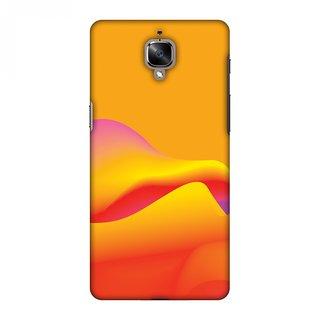OnePlus 3,OnePlus 3T Designer Case Pink Gradient for OnePlus 3,OnePlus 3T