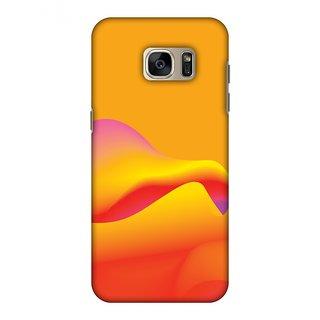 Samsung GALAXY S7 Edge SM-G935F Designer Case Pink Gradient for Samsung GALAXY S7 Edge SM-G935F