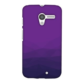 Motorola Moto X XT1055 Designer Case Polygon Fun 4 for Motorola Moto X XT1055