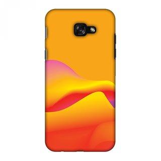 Samsung Galaxy A7 2017 Designer Case Pink Gradient for Samsung Galaxy A7 2017