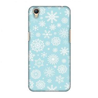 Oppo A37 Designer Case Winter Feels for Oppo A37