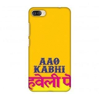 Asus Zenfone 4 Max ZC554KL Designer Case Aao Kabhi for Asus Zenfone 4 Max ZC554KL