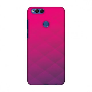 on sale 18ba2 ba44a Huawei Honor 7X Designer Case Intersections 1 for Huawei Honor 7X