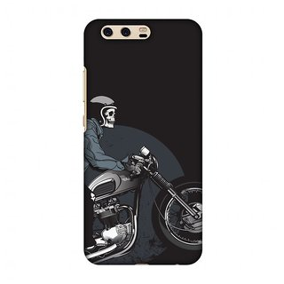 Huawei P10 Designer Case Love for Motorcycles 2 for Huawei P10