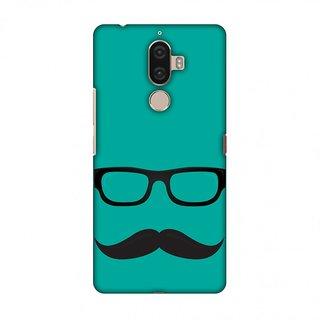 Lenovo K8 Note Designer Case Mouch Nahi To Kuch Nahi for Lenovo K8 Note