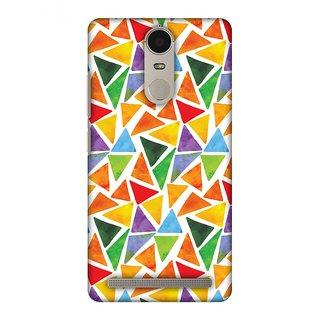 Lenovo K5 Note,Lenovo Vibe K5 Note Designer Case Bold Shapes for Lenovo K5 Note,Lenovo Vibe K5 Note