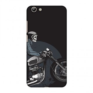 Vivo Y69 Designer Case Love for Motorcycles 2 for Vivo Y69