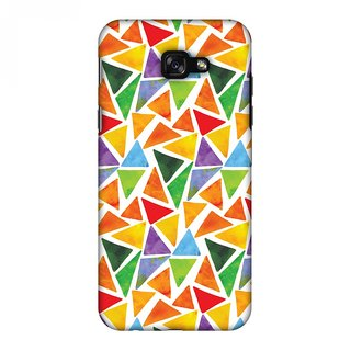 Samsung Galaxy A7 2017 Designer Case Bold Shapes for Samsung Galaxy A7 2017