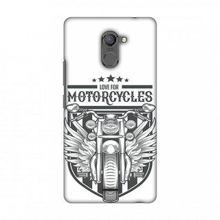 Infinix Hot 4 Pro Designer Case Love for Motorcycles 3 for Infinix Hot 4 Pro