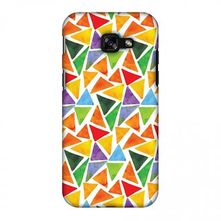 Samsung Galaxy A3 2017 Designer Case Bold Shapes for Samsung Galaxy A3 2017