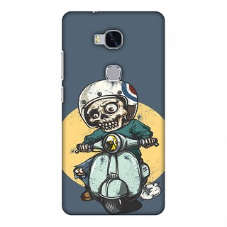Huawei Honor 5X Designer Case Love for Motorcycles 1 for Huawei Honor 5X