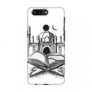 OnePlus 5T Designer Case Quran for OnePlus 5T