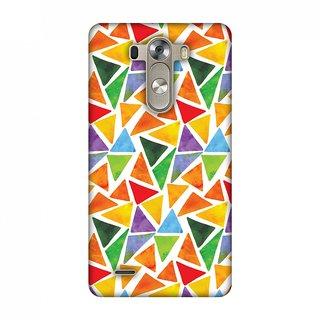 LG G3 D855 Designer Case Bold Shapes for LG G3 D855