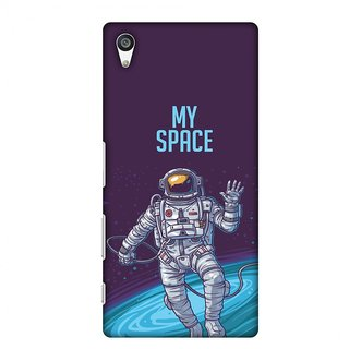 Sony Xperia Z5 Designer Case I Need My Space for Sony Xperia Z5