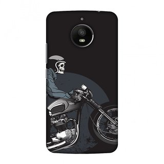 Motorola Moto E4 Plus Designer Case Love for Motorcycles 2 for Motorola Moto E4 Plus