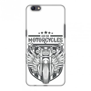 Oppo F3 Plus Designer Case Love for Motorcycles 3 for Oppo F3 Plus