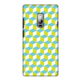 OnePlus 2 Designer Case Hexamaze 2 for OnePlus 2