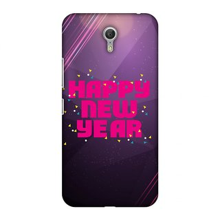 Lenovo ZUK Z1 Designer Case Happy New Year for Lenovo ZUK Z1